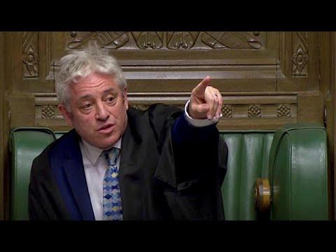 Brexit: Παραιτείται ο πρόεδρος της Βουλής των Κοινοτήτων