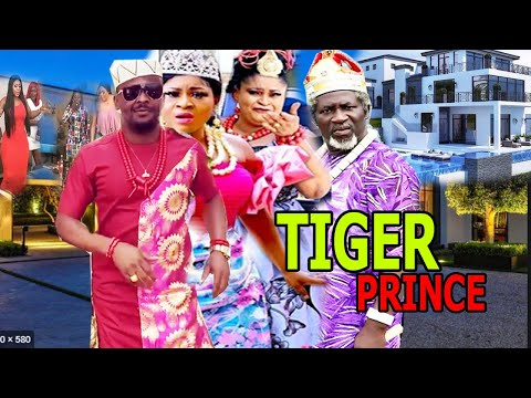 TIGER PRINCE SEASON -2-ZUBBY MICHAE  CLASSIC MOVIE )LATEST NIGERIA MOVIE