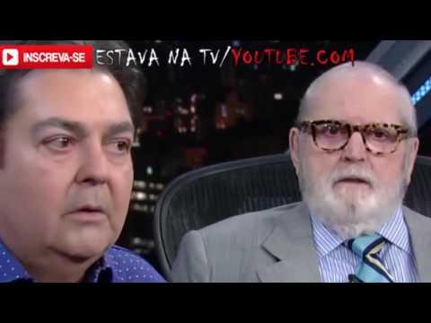 Jô Soares Entrevista Faustão  Fausto Silva  no Programa do Jô  02 09 16