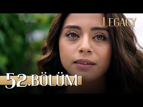 Emanet 52. Bölüm | Legacy Episode 52