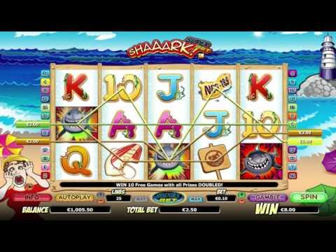 Shaaark! Superbet™ free slots machine by NextGen Gaming preview at Slotozilla.com