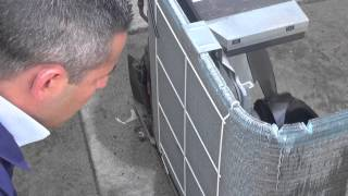 Video Coil Defender DTM - Coating applied to air condition units to stop corrosion and dirt buildup. MP3, 3GP, MP4, WEBM, AVI, FLV Agustus 2018