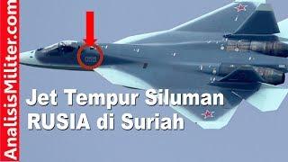 Download Video Kenapa Rusia Kirim Pesawat Tempur Siluman ke Suriah? Ini Alasannya MP3 3GP MP4