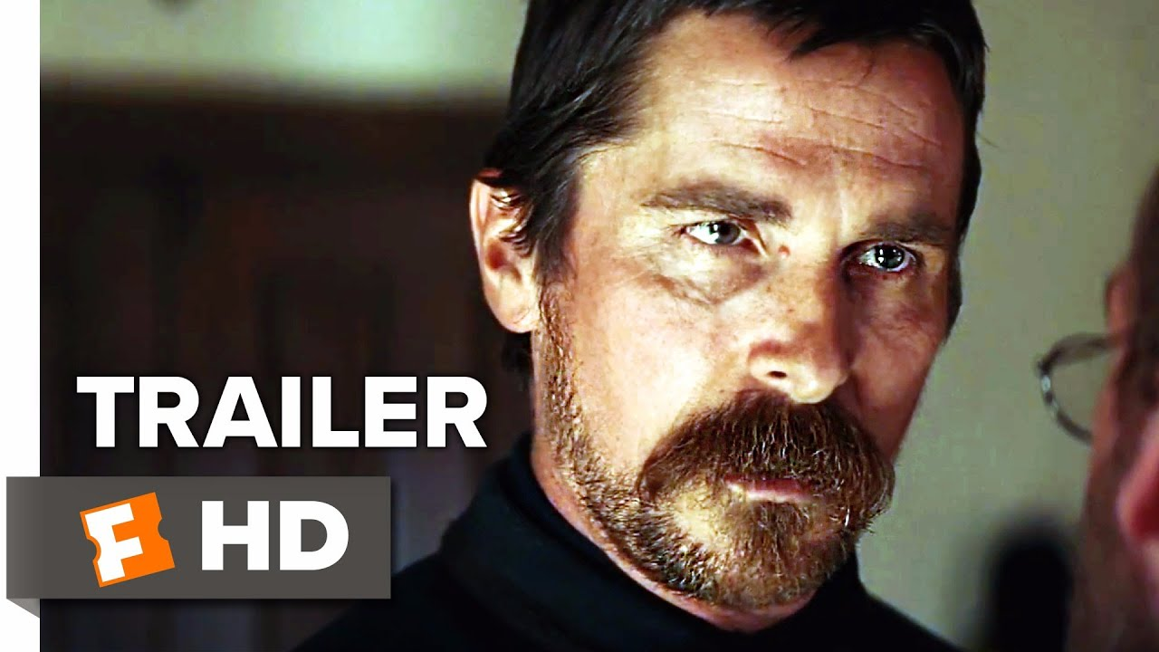 We are All 'Hostiles' in Wild Western Thriller (Trailer) starring Christian Bale & Rosamund Pike
