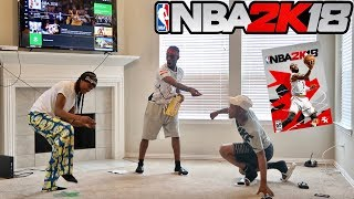 Video DESTROYING AR'MON NBA 2K18 GAME PRANK!!! *EXTREME* MP3, 3GP, MP4, WEBM, AVI, FLV Maret 2019