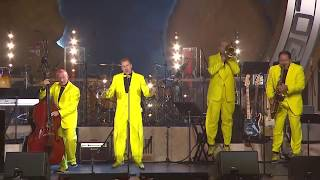The Jive Aces, The UK's No.1 jive and swing band live showreel featuring live clips and kudos from Simon Cowell, Alesha Dixon and Len Goodman.http://www.jiveaces.com