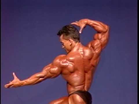 Ли Лабрада на Mr. Olympia 1989