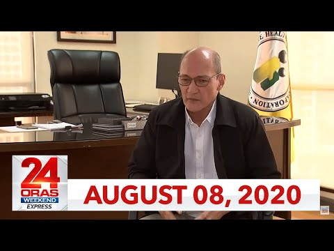 24 Oras Weekend Express: August 8, 2020
