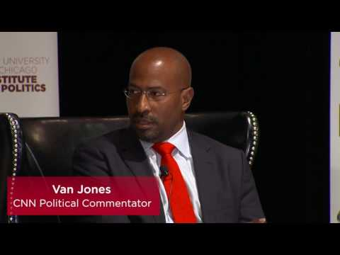 S.E. Cupp and Van Jones