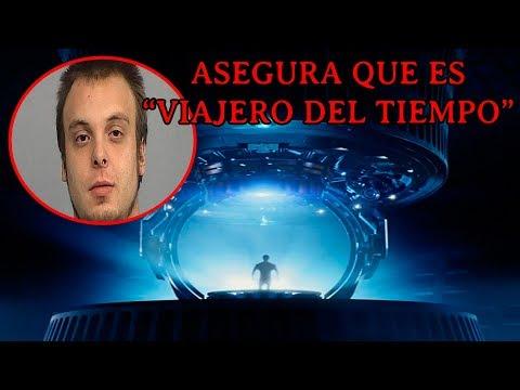 Arrestan a un 'viajero del tiempo' que vino de 2048 para advertir de una invasión extraterrestre