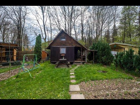 Video Chata 2+1, 40 m2 zastavěná plocha, zahrada 222 m2, Budišovice okres Opava