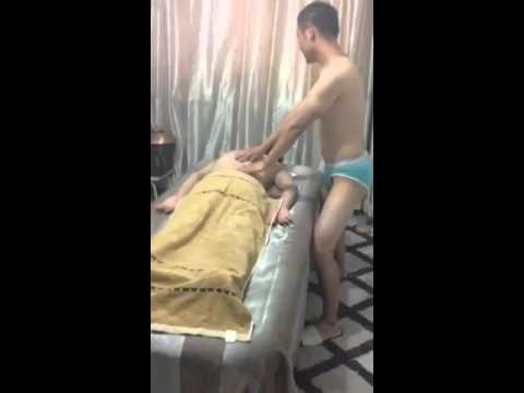 男按摩師能讓男人體驗特殊的快感