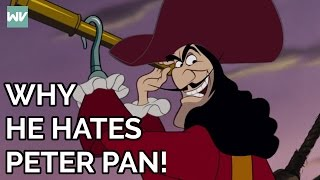 Video Captain Hook's FULL Story | Why Hook Hates Peter: Discovering Disney's Peter Pan MP3, 3GP, MP4, WEBM, AVI, FLV Agustus 2018