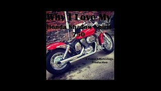 3. Review of 2003 Honda Shadow Spirit 750- Pros & Cons