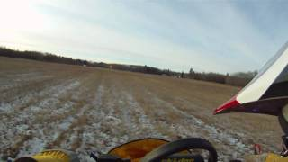 4. 170 hp summit 800 vs 210 hp polaris dragon turbo 800 (didnt get traction) gopro hd