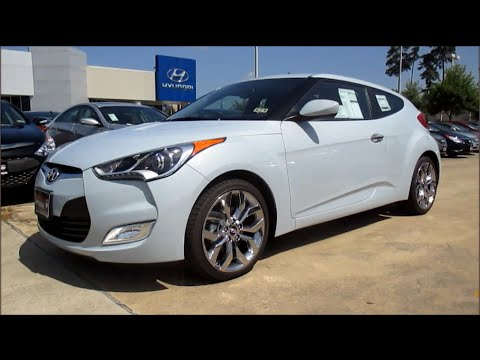 2014 Hyundai Veloster Re:Flex Edition Full Review
