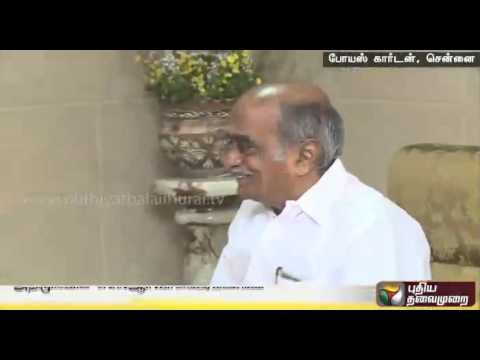 Ex-DMK-minister-N-Selvaraj-and-Senior-TMC-leader-S-R-Balasubramaniyam-Join-ADMK