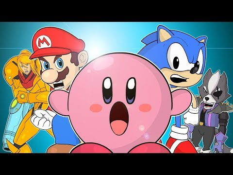 Super Smash Bros Ultimate The Musical