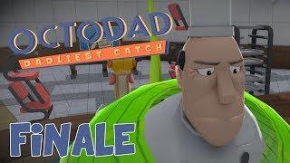 Octodad: Dadliest Catch! - THE FINAL BATTLE!