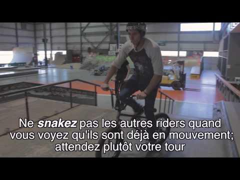 TAZ - Trick Tips - Règlements du Skatepark - Jordane & Olivier