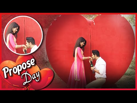 Dhruv Proposes Thapki | Propose Day | Valentine's