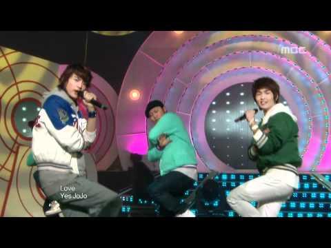 SHINee – JoJo, 샤이니 – 조조, Music Core 20100116