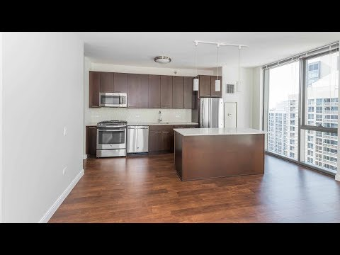 A 1-bedroom on the River North / Gold Coast border at State & Chestnut