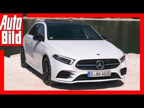 Mercedes-Benz A-Klasse (2018) Fahrbericht/Review