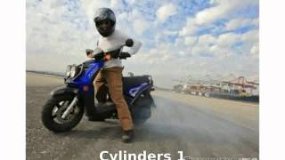 4. 2012 Yamaha Zuma 125 Walkaround and Specification