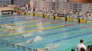 400 Misti Ragazzi '97 Campionati Italiani Giovanili Di Nuoto 2013