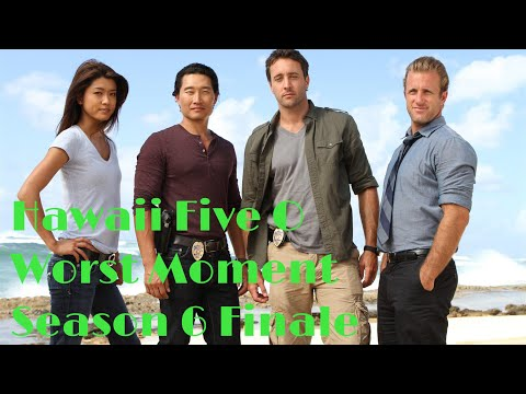 Hawaii Five O season 6 Finale