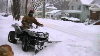 10. Plowing Powder