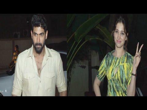 Bollywood Stars Dazzle At Baahubali Special Screen