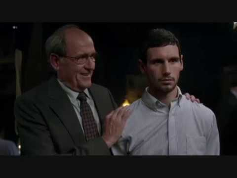 Cory Michael Smith (Kevin Coulson) in TV Mini-Series Olive Kitteridge S01E02 Scene #4