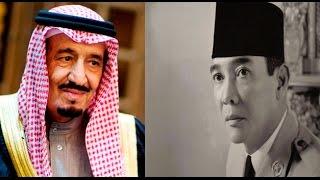 Video Mengungkap Jelas Inilah Penyebab Mengapa Raja Salman Sangat Menghormati Presiden Sukarno. MP3, 3GP, MP4, WEBM, AVI, FLV Oktober 2017