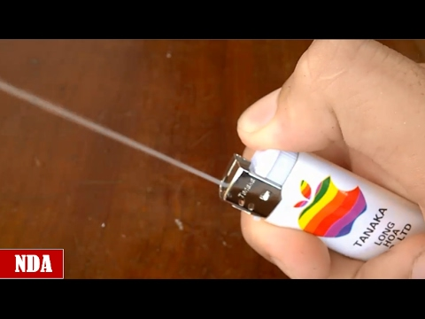 Top 5 Life Hack With Lighters