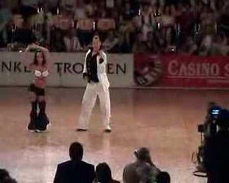 Сальса, чемпионат мира 2007