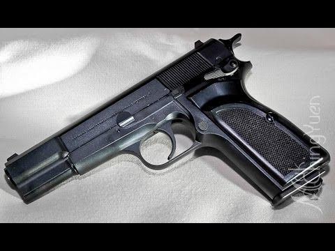 0 Пневматический пистолет Umarex Browning Hi power Mark III