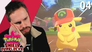 NO-NUMPTY-NOVEMBER IS OVER | Pokemon Shield Quadlocke Part 04 by Ace Trainer Liam
