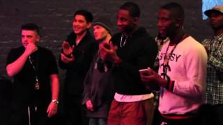 Tmac the kid (@Toofresh4yu) Performs at Coast 2 Coast LIVE | Raleigh Edition 2/9/16