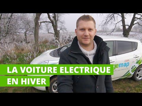 La voiture électrique en hiver