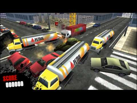 Video of Traffic Panic 3D