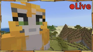 Relearning Minecraft - • Live
