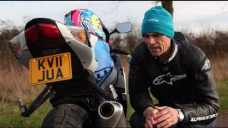 10. 2011 Suzuki GSX-R750 long term test report