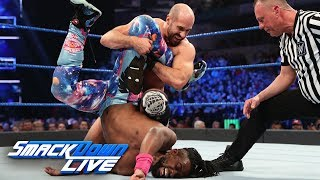 Nonton Kofi Kingston vs. Cesaro - Gauntlet Match Part 2: SmackDown LIVE, March 19, 2019 Film Subtitle Indonesia Streaming Movie Download