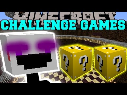 Minecraft: PUPPET MASTER CHALLENGE GAMES – Lucky Block Mod – Modded Mini-Game