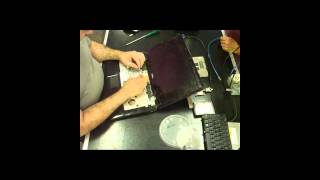 Desmontando Notebook DELL Inspiron 1545 - Part. - 1