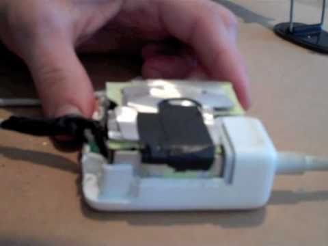 comment reparer chargeur macbook