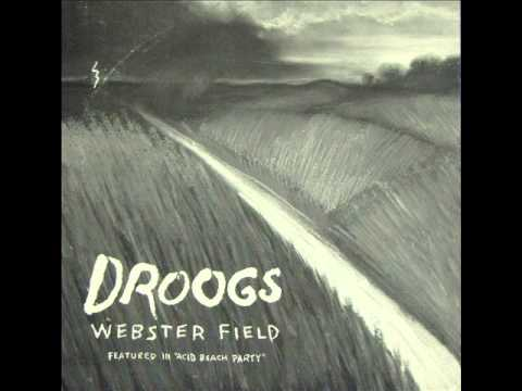 The Droogs - Webster Field (1986)