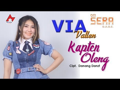 Video Via Vallen - Kapten Oleng [OFFICIAL] download in MP3, 3GP, MP4, WEBM, AVI, FLV January 2017